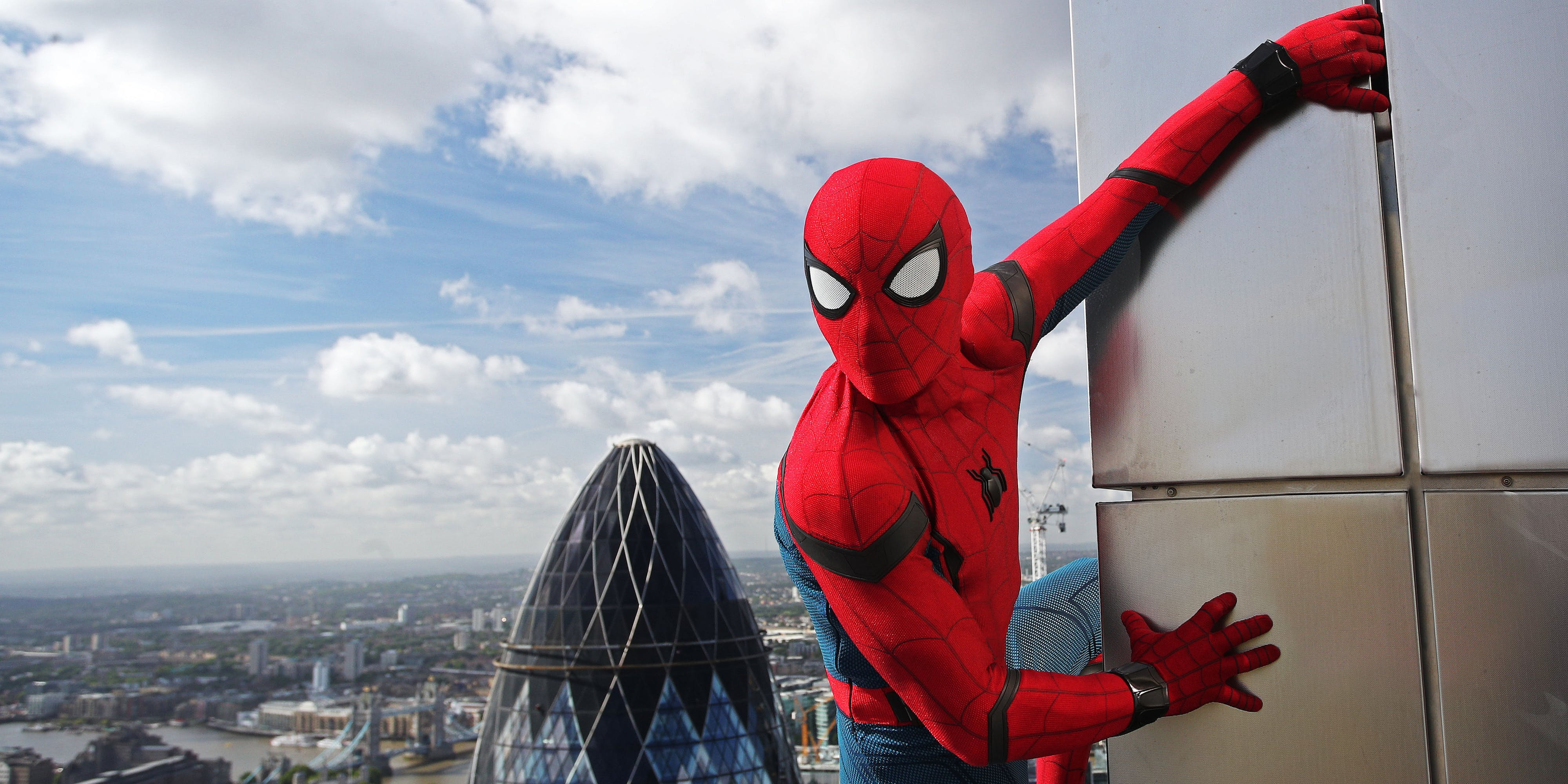 Review of Spider-Man: Far From Home